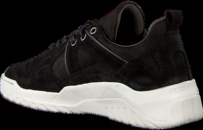Zwarte CYCLEUR DE LUXE Sneakers ILLINIOS  - large