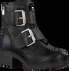 Zwarte PS POELMAN Biker boots R14980  - small