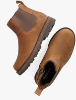 Bruine TIMBERLAND Chelsea boots COURMA KID  - medium