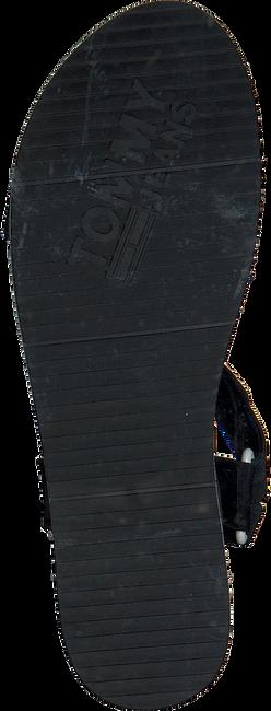 Zwarte TOMMY HILFIGER Sandalen FRESH MODERN SANDAL - large