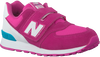 Roze NEW BALANCE Sneakers KV574  - small