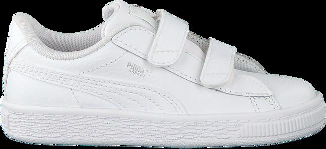 Witte PUMA Sneakers BASKET CLASSIC LFS