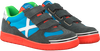 Grijze MUNICH Sneakers G3 KID VELCRO - small