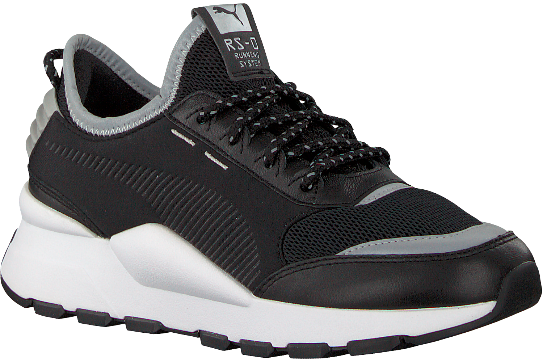 37d3c2df62a Zwarte PUMA Sneakers RS-0 OPTIC POP DAMES - Omoda.nl