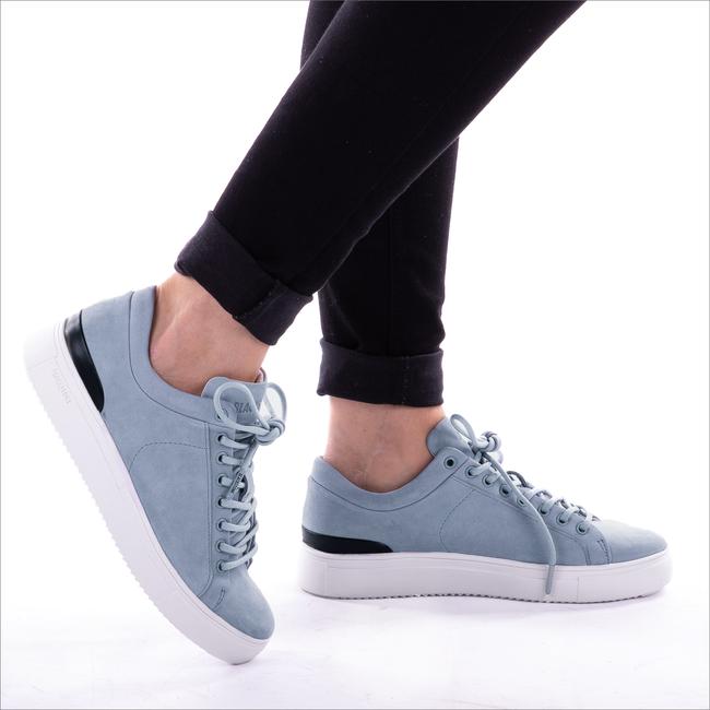 Blauwe BLACKSTONE Sneakers PL98  - large