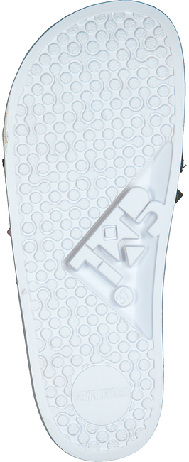 Witte THE WHITE BRAND Slippers ASIAN - large