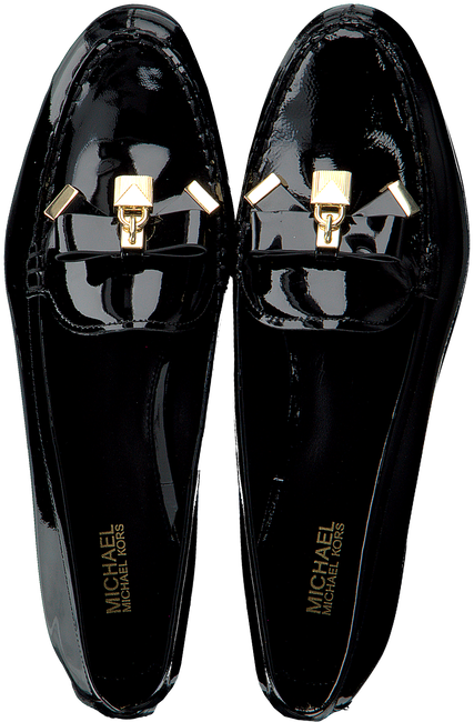 Zwarte MICHAEL KORS Loafers ALIVE LOAFER  - large