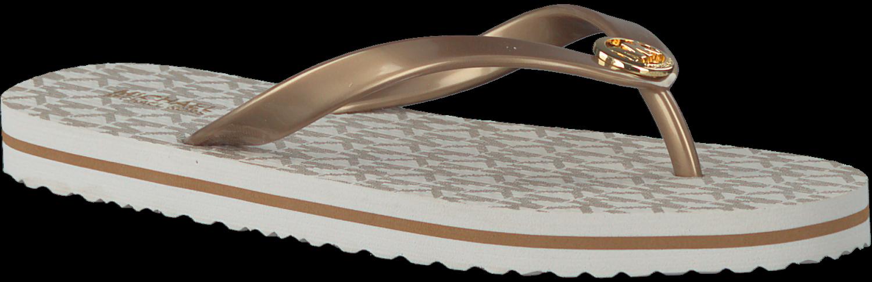 3dc8911051c Witte MICHAEL KORS Slippers MK FLIP FLOP. MICHAEL KORS. Previous
