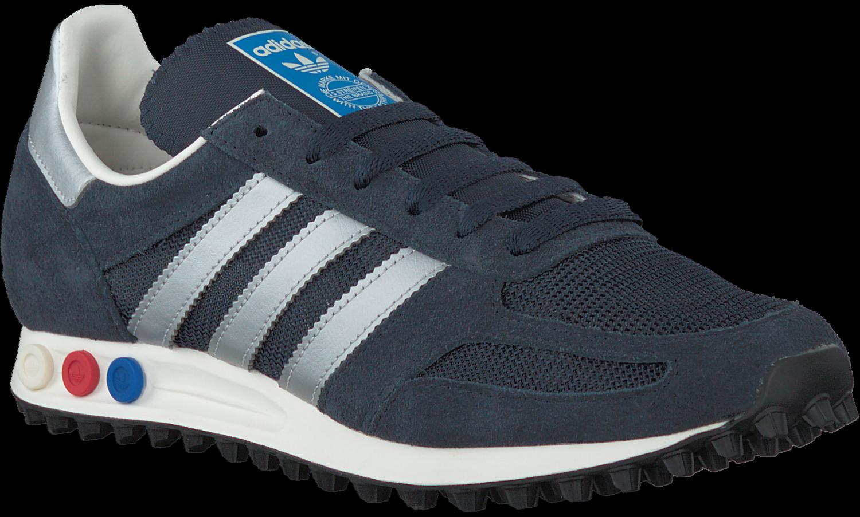 Blauwe ADIDAS Sneakers LA TRAINER OG HEREN - Omoda.nl