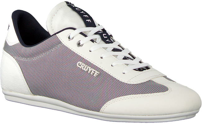 Witte CRUYFF CLASSICS Sneakers RECOPA EMBLEMA  - large
