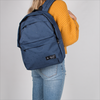 Blauwe ORIGINAL PENGUIN Rugtas CHATHAM AOP PETE BACKPACK - small