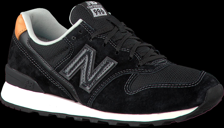 new balance dames zwart 996