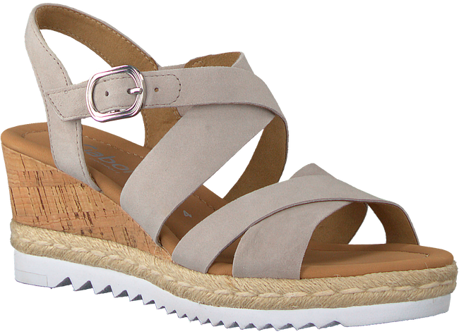 Taupe GABOR Sandalen 832 - large