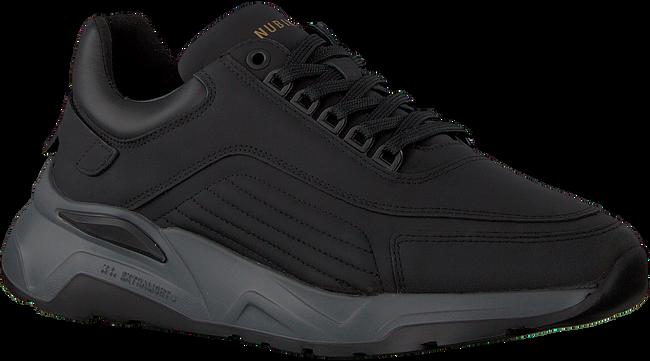 Zwarte NUBIKK Lage sneakers DUSK MALTAN  - large