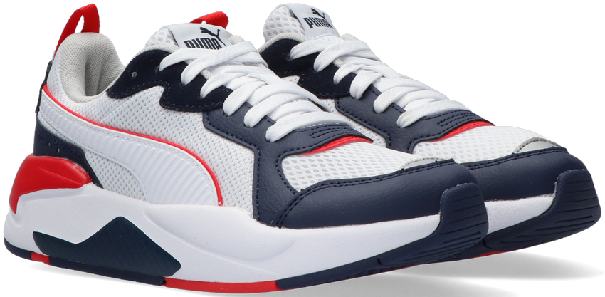 Witte PUMA Lage sneakers X-RAY JR  - larger