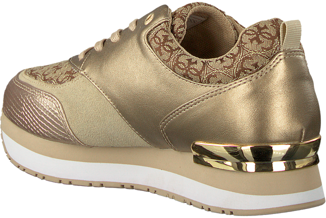 beige GUESS Sneakers FLRMM1 ELE12  - large