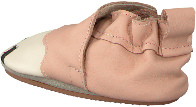 Roze BOUMY Babyschoenen PAWS - large
