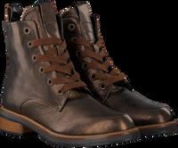 Bronzen MARIPE Veterboots 27672 0059 - medium