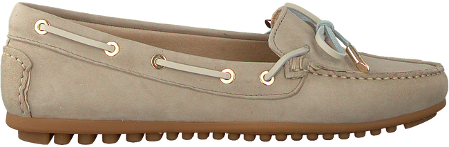 Beige SCAPA Mocassins 21/455CR  - large