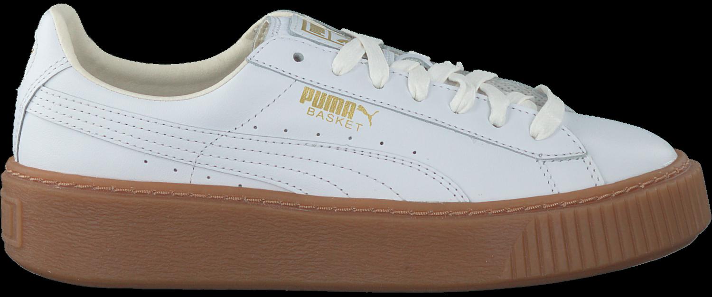 adf5335fac9 Omoda Core Basket Puma Sneakers nl Witte Platform p6aZXqTxnw
