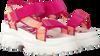 Roze TOMMY HILFIGER Sandalen POP COLOR HYBRID  - small