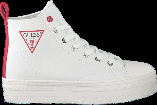 Witte GUESS Hoge sneaker BOKAN