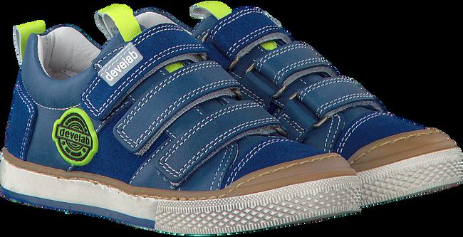 Blauwe DEVELAB Sneakers 41639  - large