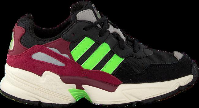 Zwarte ADIDAS Sneakers YUNG-96 J  - large
