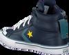 Blauwe CONVERSE Sneakers PRO BLAZE STRAP HIGH  - small