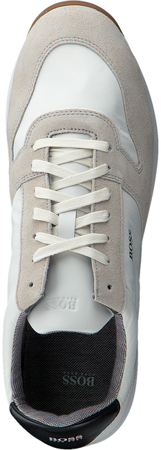Witte BOSS Sneakers SONIC RUNN  - large