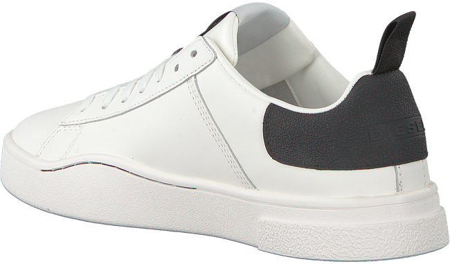 Witte DIESEL Sneakers S-CLEVER LOW WOMEN - large