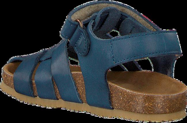 Blauwe RED-RAG Sandalen 19091 - large