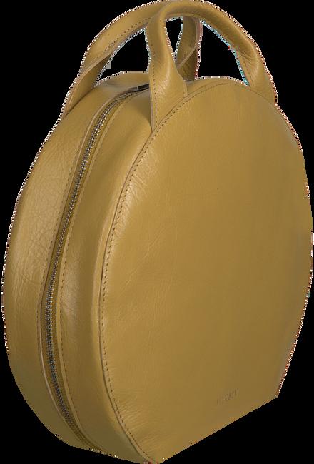 Gele MYOMY Rugtas MY BOXY BAG COOKIE BACKBAG  - large