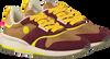 Bruine SCOTCH & SODA Lage sneakers VIVI  - small
