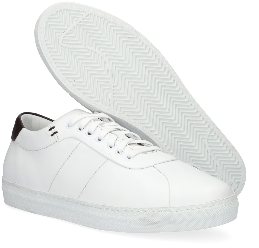 Witte GREVE Lage sneakers 6275  - larger