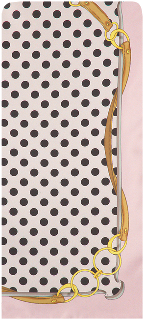 Roze ROMANO SHAWLS AMSTERDAM Sjaal 3086  - large