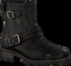 Zwarte CA'SHOTT Biker boots 12007 - small