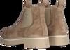 Beige VIA VAI Chelsea boots ALEXIS ZEN - small