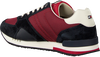 Blauwe TOMMY HILFIGER Sneakers NEW ICONIC SPORTY RUNNER  - small