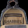 Blauwe SHABBIES Rugtas 252020002 - small