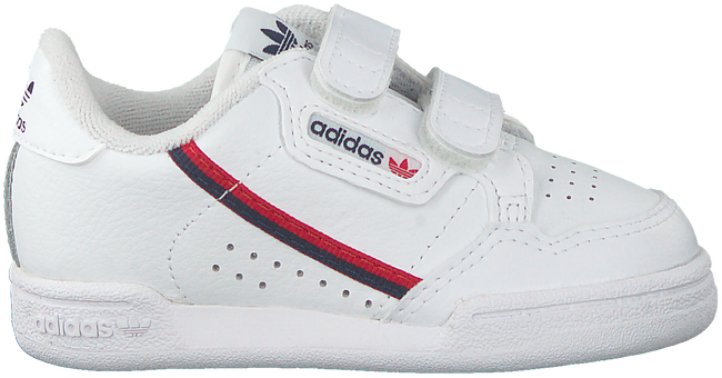 Witte ADIDAS Lage sneakers CONTINENTAL 80 CF I  - large