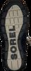 Zwarte SOREL Veterboots EXPLORER JOAN - small