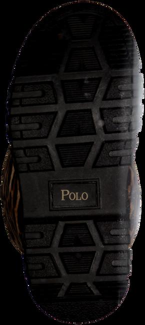 Zwarte POLO RALPH LAUREN Vachtlaarzen VALE  - large