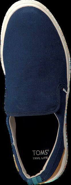 Blauwe TOMS Sneakers TRVL LITE LOW MEN SLIP-ON - large