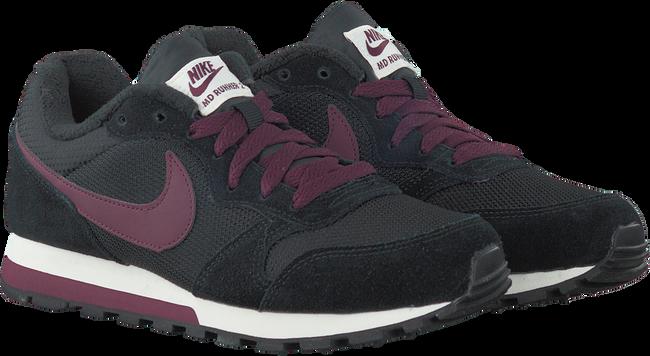 Zwarte NIKE Sneakers MD RUNNER 2 WMNS  - large