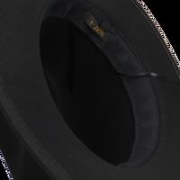 Zwarte NOTRE-V Hoed HOED A3-8  - medium
