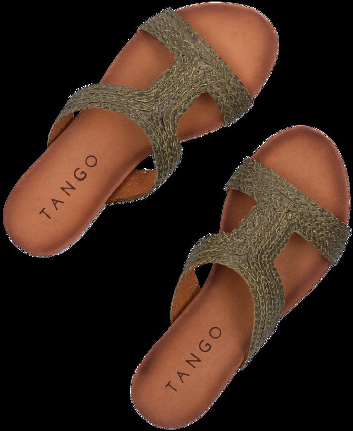 Groene TANGO Slipper MILA - larger