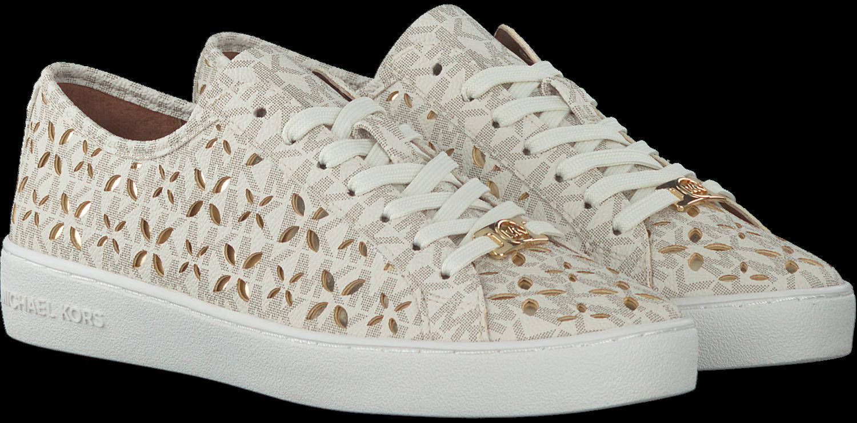 1608ecbae1e Witte MICHAEL KORS Sneakers KEATON SNEAKER - Omoda.nl