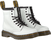 Witte DR MARTENS Veterboots 1460 K DELANEY  - small