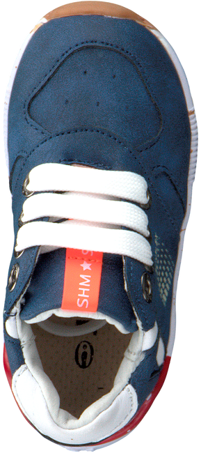 Blauwe SHOESME Lage sneakers ST20S006  - large